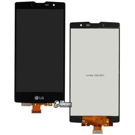 Дисплей для LG G4c H522Y, G4c H525N, G4c H525Y, черный, с сенсорным экраном (дисплейный модуль), original (PRC)