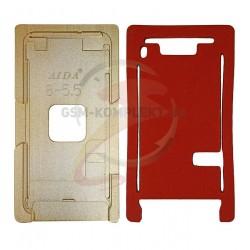Комплект форм (из металла и пористой резины) для APPLE iPhone 8 Plus