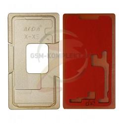 Комплект форм (из металла и пористой резины) для APPLE iPhone X