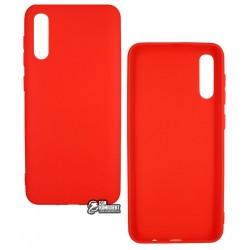 Чехол для Samsung A505 Galaxy A50, Smtt, силиконовый, матовый