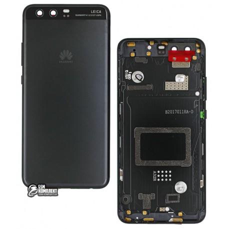 Задняя крышка батареи для Huawei P10, черная