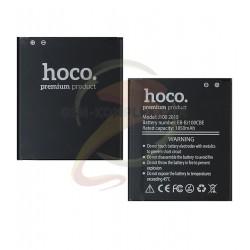 Аккумулятор Hoco EB-BJ100BBE, EB-BJ100CBE, для Samsung J100H/DS Galaxy J1, Li-ion, 3,7 В, 1700 мАч