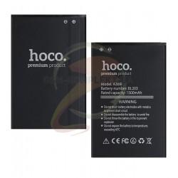 Аккумулятор Hoco BL203 для Lenovo A208T