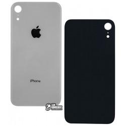 Задняя панель корпуса для Apple iPhone XR, белая