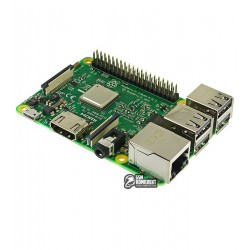 Raspberry Pi 3 Model B, Wi-Fi и Bluetooth