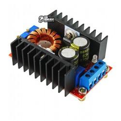 Повышающий преобразователь инвертор 150W с регулировкой тока и напряжения, вход 10-32V / выход 35-60V