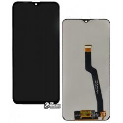 Дисплей для Samsung M105F/DS Galaxy M10, черный, с сенсорным экраном, Original (PRC), original glass