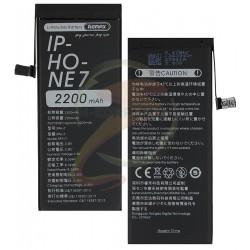 Аккумулятор Remax для iPhone 7 RPA-i7 (2200mAh)