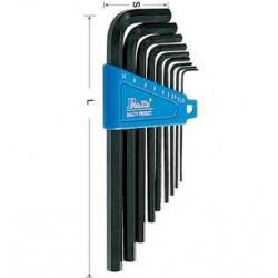 Набор шестигранных ключей с длинными рукоятками ProsKit 8PK-024