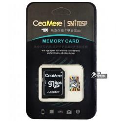 Карта памяти CeaMere RX MicroSD + Adapter C10 16GB