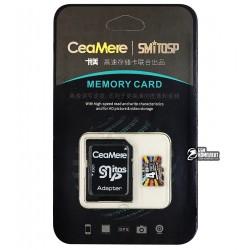 Карта памяти CeaMere RX MicroSD + Adapter C6 4GB