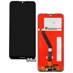 Дисплей Huawei Y6 (2019), Y6 Prime (2019), черный, с сенсорным экраном (дисплейный модуль), Original (PRC)