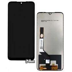 Дисплей Xiaomi Redmi Note 7, черный, с сенсорным экраном (дисплейный модуль), Original (PRC)