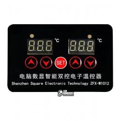Терморегулятор цифровой XH-W1012 -50°C+110°C, AC220V