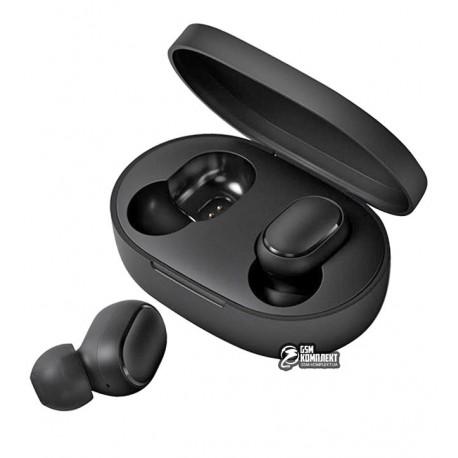 Наушники беспроводные Xiaomi AirDots TWS, Bluetooth #TWSJ04LS/ZBW4467CN, черные