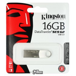 Флешка 16 Gb Kingston USB3.0 Kingston DT SE9 G2