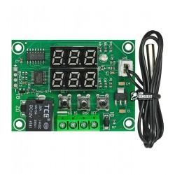 Терморегулятор цифровой XH-W1219 -50°C+110°C, DC12V, Iout=10A(relay)