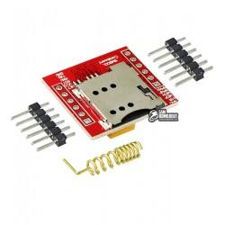 Модуль GSM/GPRS SIM800L, антенна
