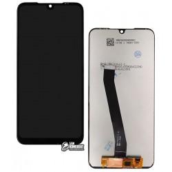 Дисплей для Xiaomi Redmi 7, черный, с сенсорным экраном (дисплейный модуль), Original (PRC)
