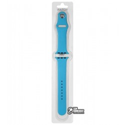 Ремешок для Apple Watch 38 мм / 40 мм, Apple Watch Silicone