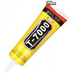 Клей силіконовий T-7000 чорний 110мл з дозатором