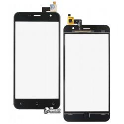 Тачскрин для Prestigio MultiPhone PSP3512 Muze B3, черный