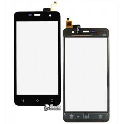 Тачскрин для Prestigio PSP 3511 Muze G3 LTE, черный