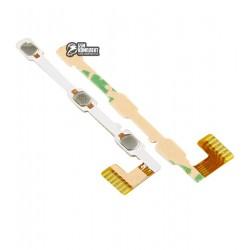 Шлейф для планшета Lenovo Tab 2 A7-30HC, кнопок звука, кнопки включения