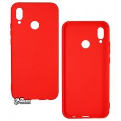 Чехол для Huawei P20 Lite, Smtt, силиконовый матовый