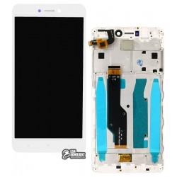 Дисплей для Xiaomi Redmi Note 4X, белый