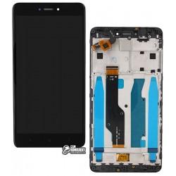Дисплей для Xiaomi Redmi Note 4X, черный