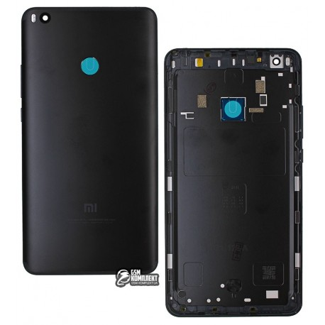 Задняя крышка батареи для Xiaomi Mi Max 2, черная