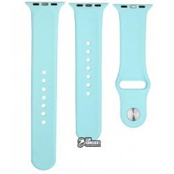 Ремешок для Apple Watch 38 мм, Apple Watch Silicone, 3 pcs