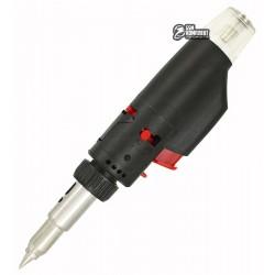 Газовый паяльник Topex c наконечниками для пайки 44E108