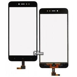 Тачскрин для Xiaomi Redmi Note 5A Prime, черный