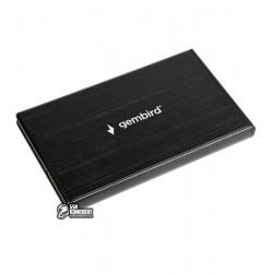 """Карман внешний 2.5"""" Gembird EE2-U3S-3 USB3.0, черный"""