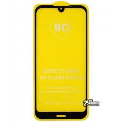 Закаленное защитное стекло для Nokia 4.2 (2019), 0,33 мм, 2.5D, 9H, Full Glue, черное