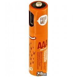 Аккумуляторная батарейка Smartoools AAA 450 мАч, 1 шт