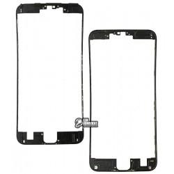 Рамка крепления дисплея для Apple iPhone 6S Plus, черная