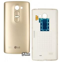 Задняя крышка батареи для LG H324 Leon Y50, золотистая
