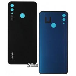 Задняя панель корпуса для Huawei Nova 3i, P Smart Plus, черная