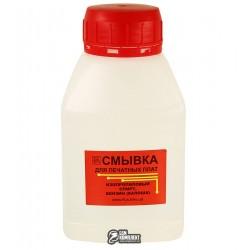 Смывка для печатных плат, на основе изопропилового спирта и бензина Калоша, 250 мл