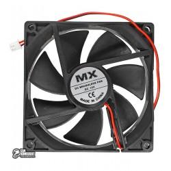 Вентилятор MX-9025 92 x 92 x 25 мм, 24V, 0.25A, 2 провода