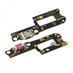 Шлейф для Xiaomi Mi A2 Lite, Redmi 6 Pro, Сopy, коннектора зарядки, плата зарядки