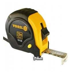 Рулетка измерительная Vorel 10128 7.5м/25мм