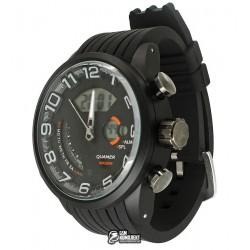 Мужские цифровые кварцевые часы Quamer 1512, waterproof