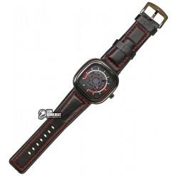 Мужские кварцевые часы SevenFriday 4372-1, красные, копия