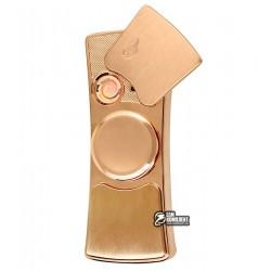 Зажигалка USB XT-4966 Спиннер, электрическая, со спиралью