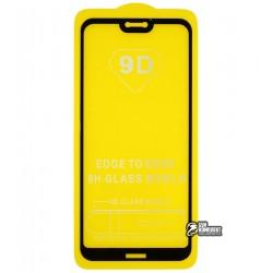 Закаленное защитное стекло для Huawei P20 Lite, 0,26 мм 9H, 2,5D, Full Glue