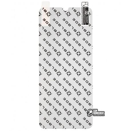 Защитное оргстекло для Huawei Y6 2019, Blade, 0.2 мм